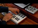 Worlde Mini USB MIDI Controller Alesis iO2 Express Superteclados.com
