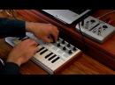 Worlde Mini USB MIDI Controller Alesis iO2 Express Superteclados