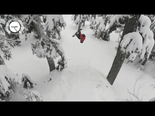 Skuff TV Snow | Snowboarders Caught In The Perfect Winter Storm | Gone Tomorrow Ep 4