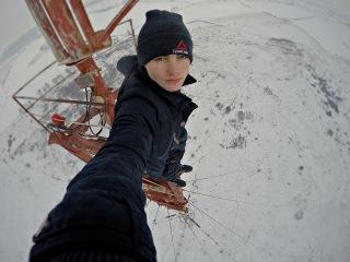 Руферы - Телемачта 265 метров / Игры со смертью - на грани