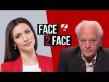 FACE 2 FACE з Тетяною Данилеко Степан Хмара, дисидент, депутат попереднх скликань ,  ...