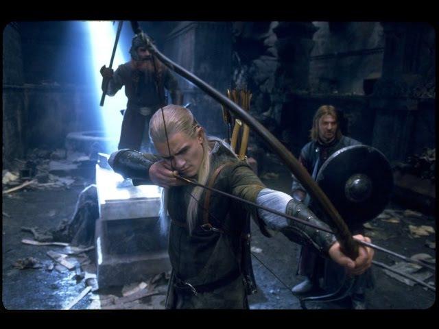 Legolas - Blow Me Away
