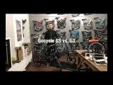 Gocycle GS vs. G3 Faltrad Ebike  die Unterschiede (4K)