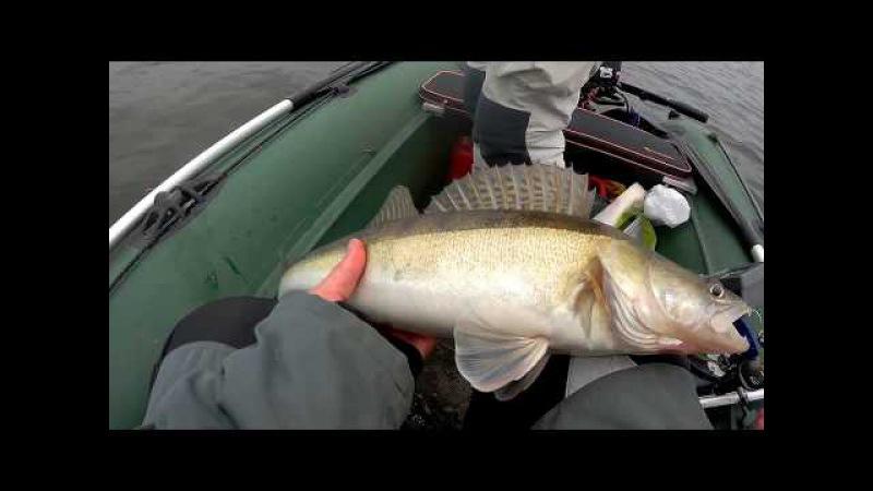 Рыбалка на Днепре на Днепровском водохранилище с Запорожец 13 11