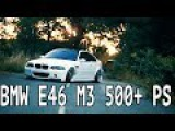 LOW G-Power BMW E46 M3 500+ PS Sick Straight Exhaust Launch Gpower Asa Supercharged - FILE404.NET