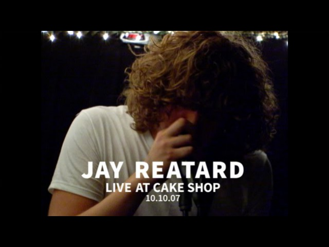 Jay Reatard Live at Cake Shop 10 10 07 Full Set