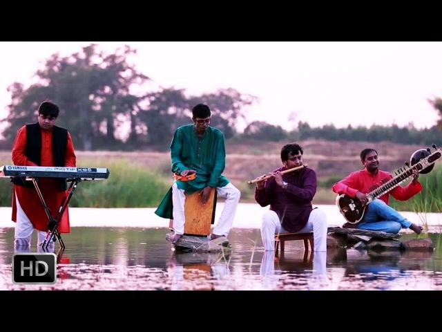 Classical Instrumental (Fusion) - Innocence - Ateetam - Tabla   Sitar   Flute   Keyboard