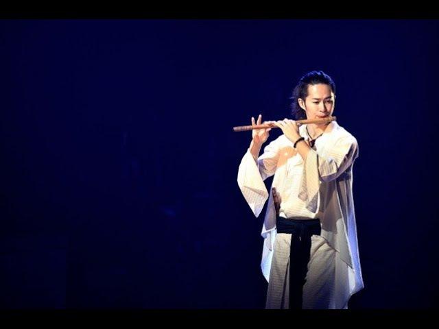 【Live Video】2014年ツアー 篠笛奏者佐藤和哉「かなでの旅路」: 唐津市民会館 2014.1