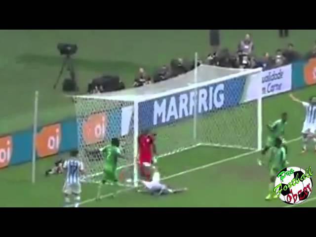 Нигерия 2 - 3 Аргентина