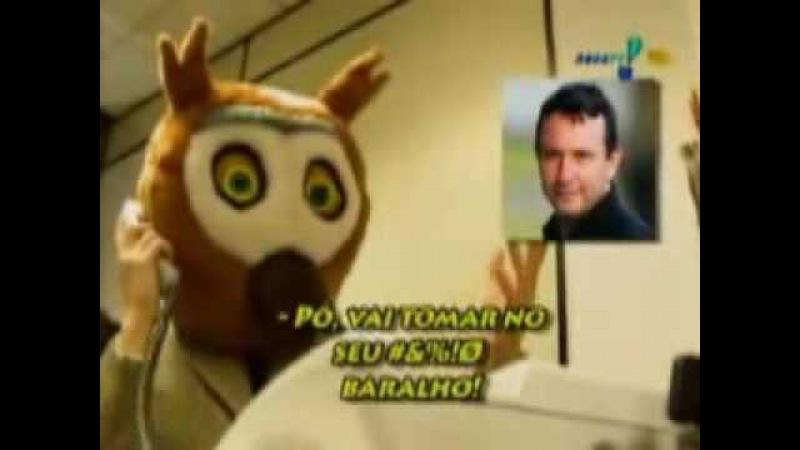 19/04/2009 Panico Na Tv Reporter Corujinha