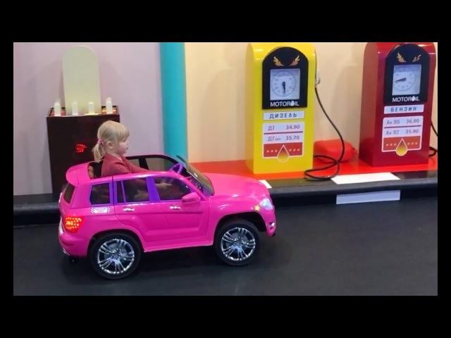 Детская игровая площадка Мотор Сити | MOTOR CITY indoor playground