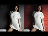 How to Change Background Using Blending Modes in Photoshop - Replacing Background Easily Tutorial