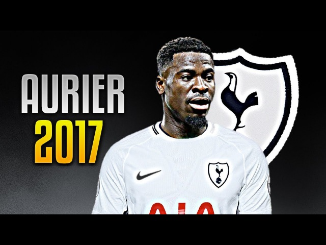 SERGE AURIER   Welcome to Tottenham Hotspur - Tackles, Goals Assists - 2017 (HD)