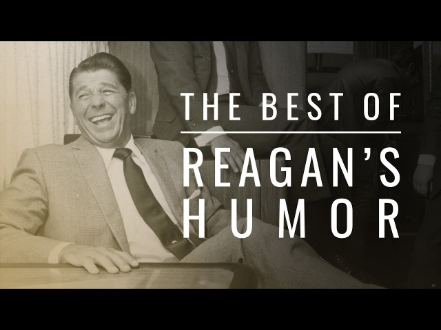 The Best of President Reagan's Humor
