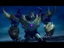 Dreadwing - Трансформеры прайм клип про Юникрона
