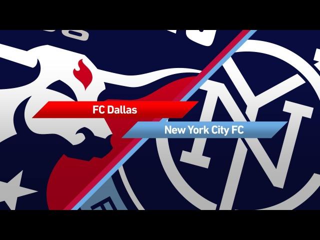 «Даллас» vs «НЙ Сити»