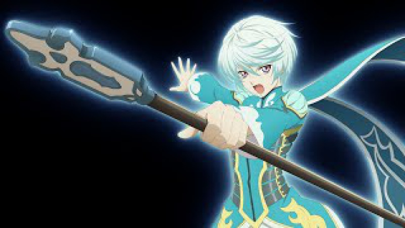 Tales of Zestiria Mikleo Artes Exhibition ENG and JPN