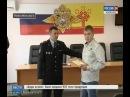В Новочебоксарске полицейские наградили парня, который спас девушку от изнасилования