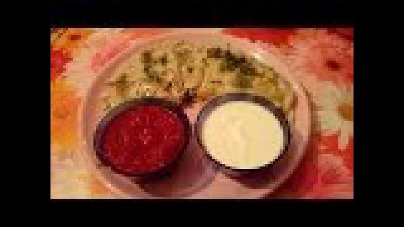 Ханум, Орама, Жута-нан или просто мясной рулет с овощами на пару! Парень на кухне.