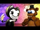 [FNAF SFM] ANIMATRONICS vs BORIS vs Bendy Animation Compilation (FNAF Animated)
