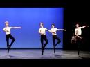 Cours de danse classique garçons I Adage pirouettes sauts Conservatoire de Paris