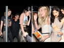 Kendall, Kylie, Gigi, And Hailey Causing Major Chaos In Hollywood