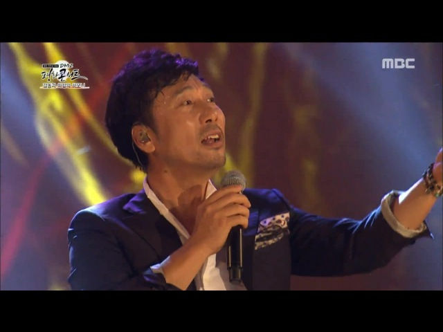 Lee Moon sae - Sunset Glow, 이문세 - 붉은 노을, 2015 DMZ Peace Concert2 20150815