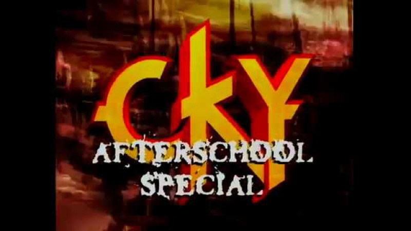 CKY - Afterschool Special (FULL HQ MTV Documentary)