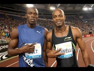 Best of Asafa Powell - Sprinting Montage