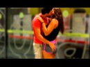Kissing Prank - Kissing HOT girls BRAZIL SUBWAY