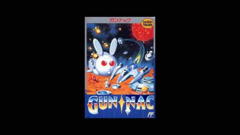 [NostalgiA] [NES Dendy] Gun Nac - Full Original Sound ost