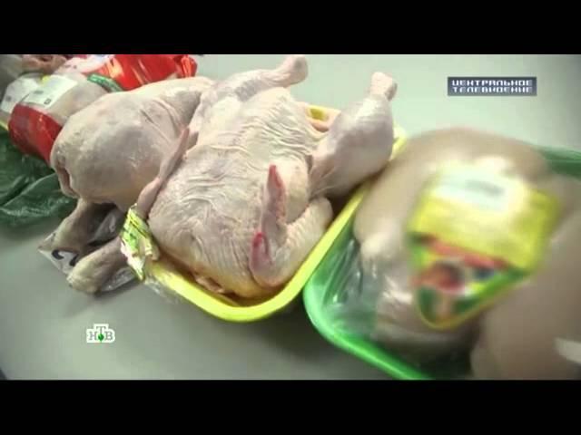 Мафия куриных посредников - что продают в магазинах под видом натурального мяса