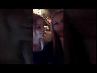 Lindsey Vonn and Kate Beckinsale