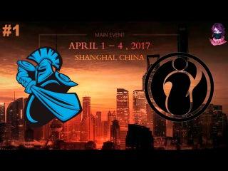 NewBee vs iG #1 (bo3) | Dota 2 Asia Championships