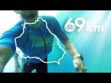 Wahoo Element Bolt навигация проще простого! Легкая тренировка на 60 км