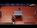 ITTF Europe TOP 16 2017 - APOLONIA Tiago - KOU Lei