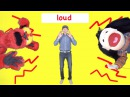 Quiet Loud Quiet Song | Songs for Children | Learn English Kids