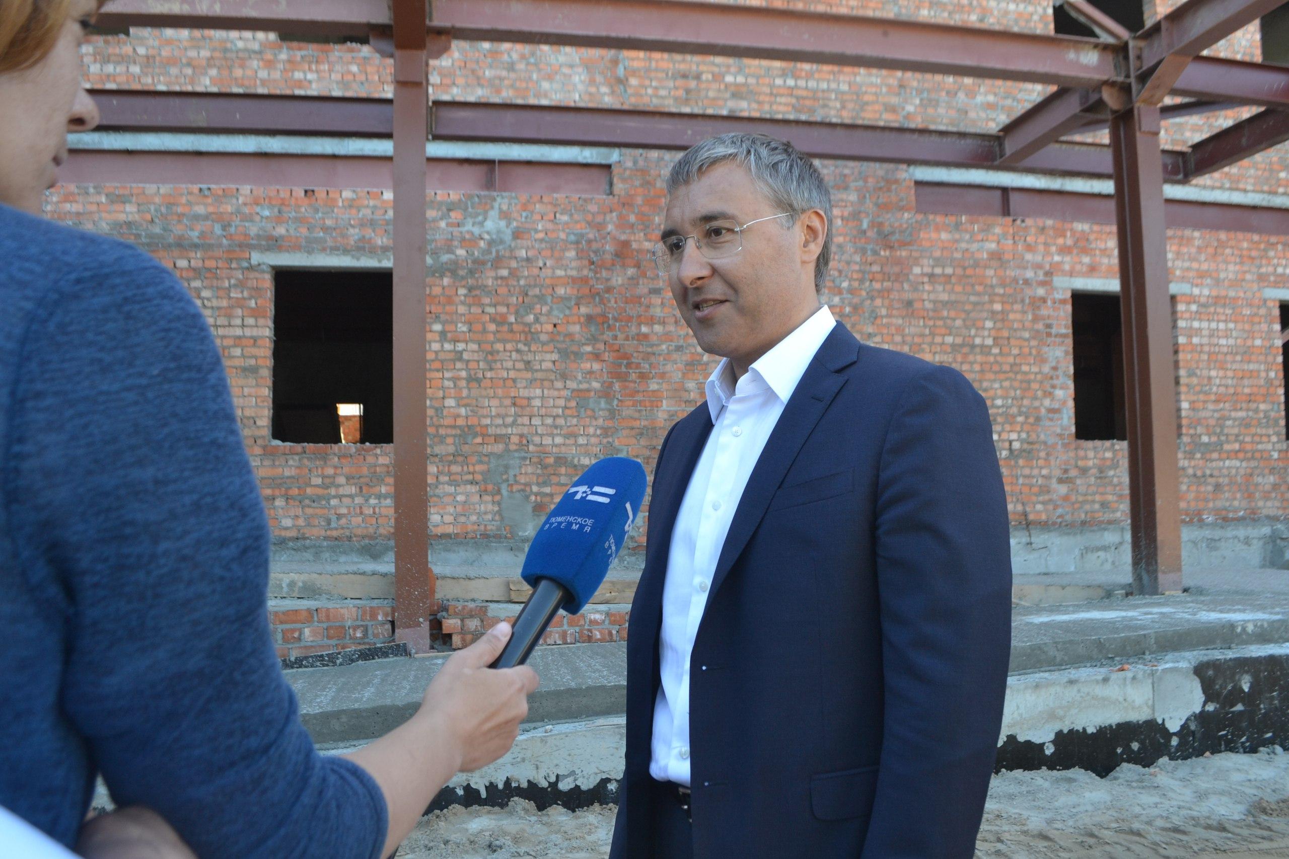 Тюменский госуниверситет получит многофункциональный спортивный комплекс