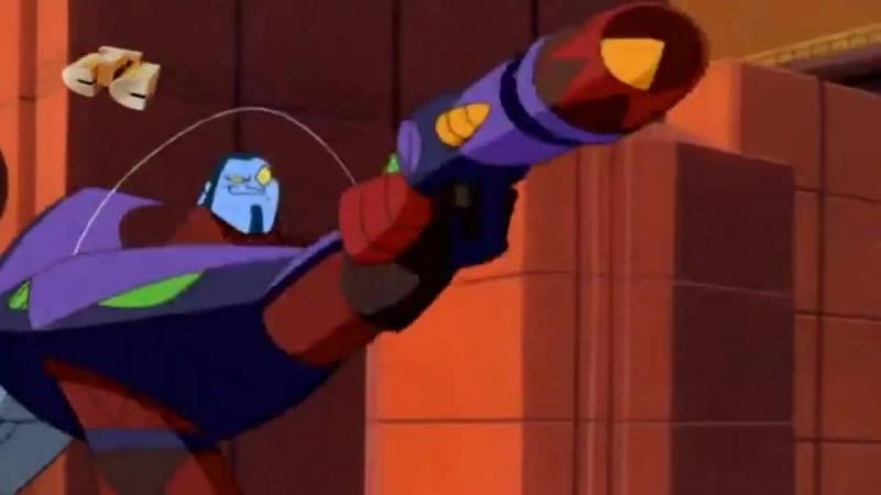 Базз Лайтер из звёздной команды приключения начинаются Buzz Lightyear of Star Command Заставка Intro