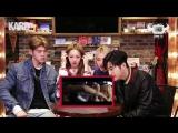 RUS.SUB. 170318 Реакция K.A.R.D на латинские клипы, часть 2 @ ZANY TV