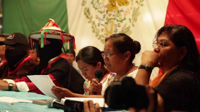 V Congreso Nacional Indígena, Chiapas 2017