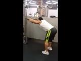 Тренировка Mohamed Elemam