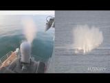 ВМС США Стиль День Независимости Фейерверки [1080p]