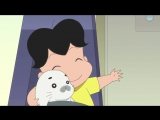 MedusaSub Shounen Ashibe 2 Go! Go! Goma-chan!  Мальчик Асибэ 2 Вперёд, вперёд, Гома-чан!  4 серия  русские субтитры