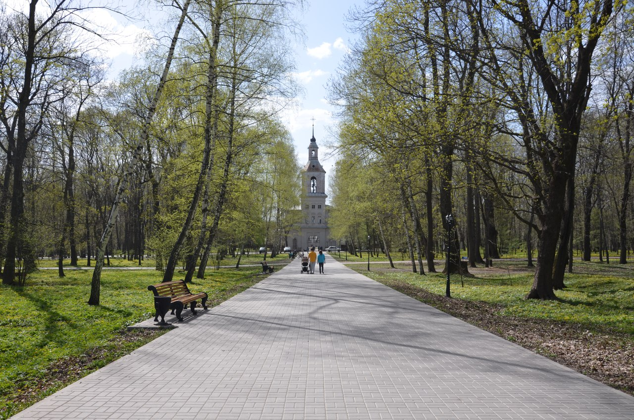 bCB8zLCPbRs Богородицк - «Тульский Петергоф».