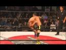 Yuichi Taniguchi vs Yuki Morihiro BJW Saikyou Tag League 2017 Day 10
