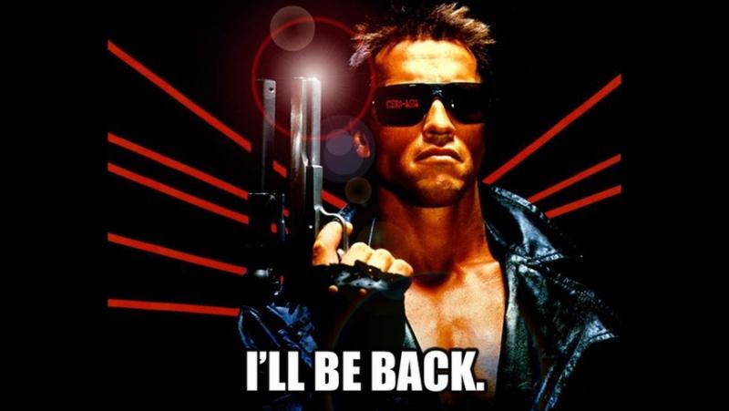 The Terminator - я ещё вернусь (озвучка VHS)