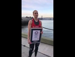 Annie Thorisdottir & Emily Bridgers GWR