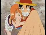 Ван пис Луффи Нами Лучший друг One Piece AMV Luffy X Nami