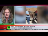 SYRIA Vanessa Beeley on RT Covering Latest White Helmet Participation in US Extremist Atrocities.